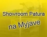 Pozrite si produkty Patura v našom showroome na Myjave